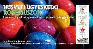 Húsvéti ügyeskedő Rogériuszon