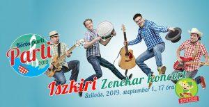 Iszkiri Zenekar koncert